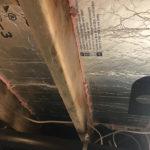 Rigid Foam Insulation in Crawlspace